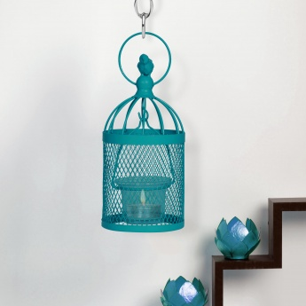 Splendid Bird Cage Tealight Holder