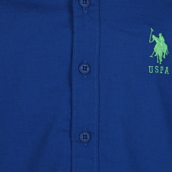 U.S. POLO ASSN. Solid Shirt
