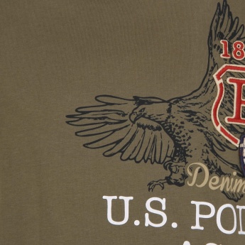 U.S. POLO ASSN. Crew Neck T-Shirt