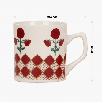 Coffee Mug- Red