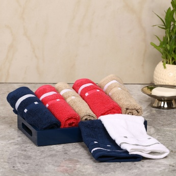 Essence Face Towel-Set Of 7