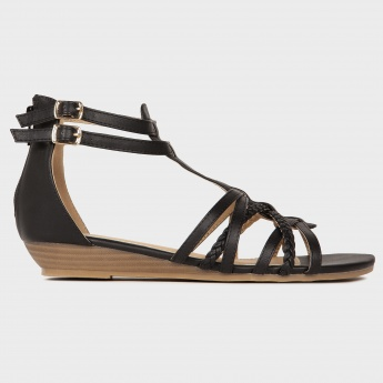 TRESMODE Strappy Luck Sandals