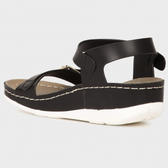 TRESMODE Buckle Sole Platforms