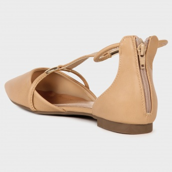 TRESMODE Pointy Toes Sandals
