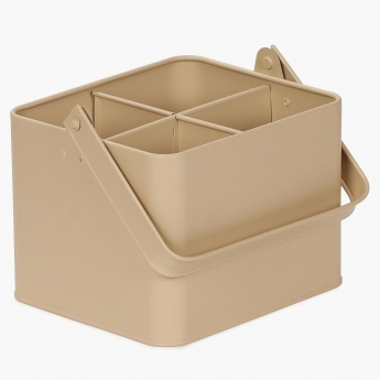 Carter Choc Metal Utility Storage Box