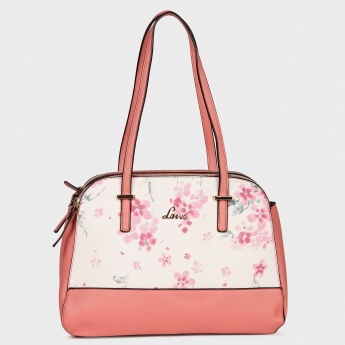 LAVIE Floral Handbag