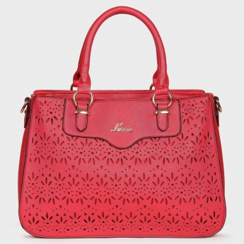 LAVIE Ornamental Cut Handbag