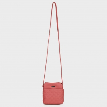 LAVIE Quilt Stitch Slingbag