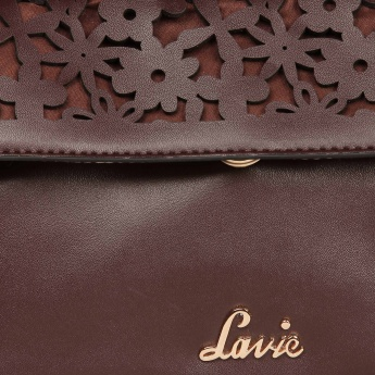 LAVIE Choco Flora Sling Bag