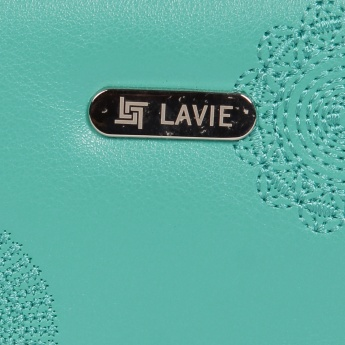 LAVIE Double Case Embroidered Wallet