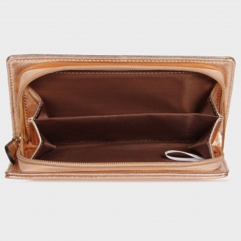 LAVIE Shimmer Fold Wallet