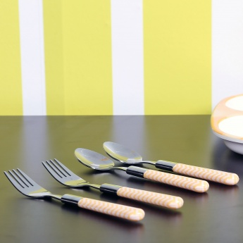 City Goes Wild Cutlery Set- 4 Pcs.