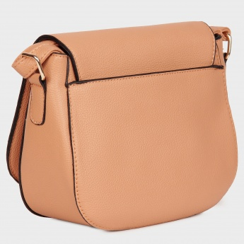 CODE Bow Detail Sling Bag