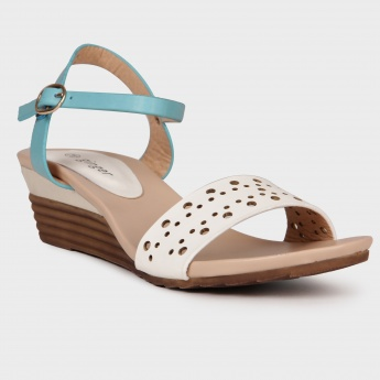 GINGER Loopy Groove Wedges