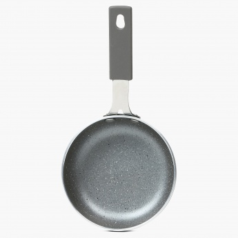 Marlin Non-stick Marble Coating Mini Fry Pan - 12 CM