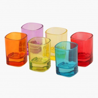 Kingston Cityscape Shot Glass - Set Of 6