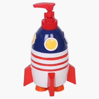 Adventure of U-tron Rocket Rush Soap Dispenser
