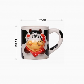 City Goes Wild Moo Point Mug