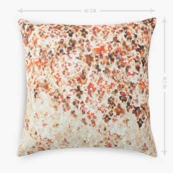 Matrix Panama Cushion Cover- Set of 2 - 40 x 40 cm