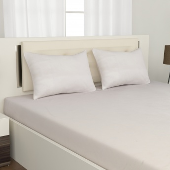 Marshmallow Heritage Double Bedsheet Set-3pc King size