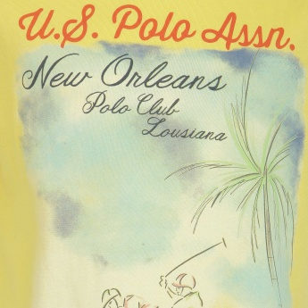 U.S. POLO ASSN. New Orleans Crew Neck T-Shirt
