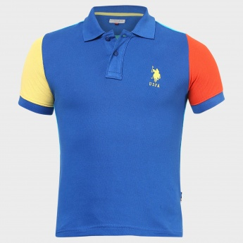 U.S. POLO ASSN KIDS Polo T-Shirt