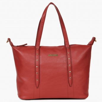 CAPRESE Studded Tote Bag