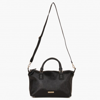 CAPRESE Metallic Sheen Handbag