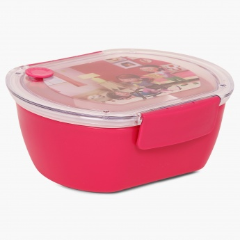 Fabulous 3 Play Time Oval Lunch Box