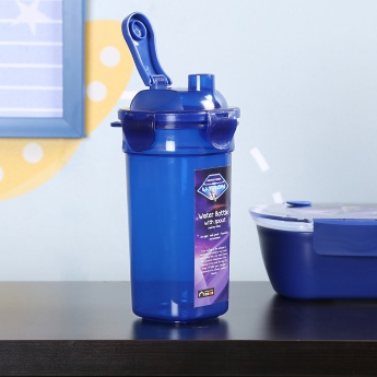 Solid Water Bottle With Spout