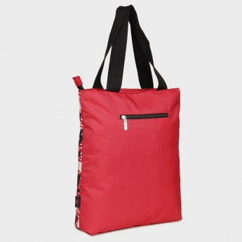 GINGER Printed Tote Bag