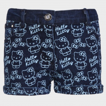 KIDSVILLE Hello Kitty Shorts
