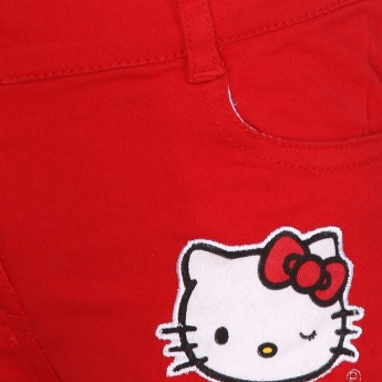 KIDS VILLE Hello Kitty Shorts