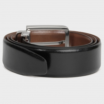 TOMMY HILFIGER Men Leather Reversible Belt