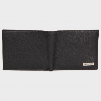 TOMMY HILFIGER Leather Global Coin Wallet