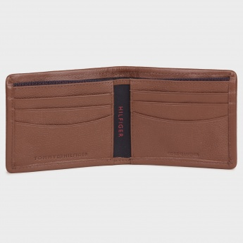 TOMMY HILFIGER Leather Slim Single Fold Wallet