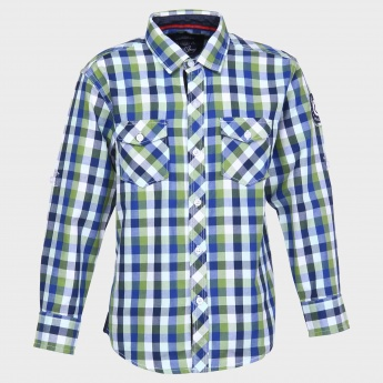 GINI & JONY Full Sleeves Check Shirt