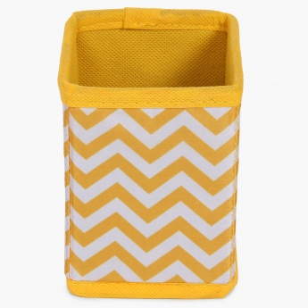 City Goes Wild Chevron Storage Box