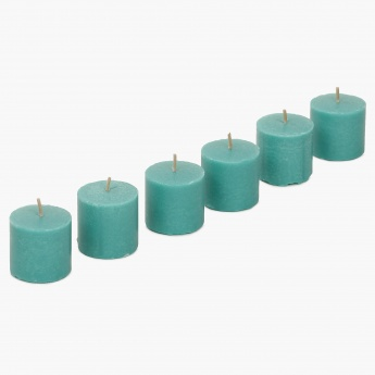 Redolance Votive Candle- Set Of 6 - 4 x 4 cm