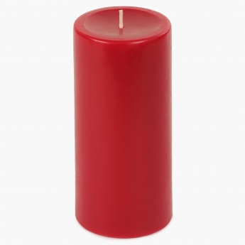 Redolance Solid Pillar Candle - 16 CM