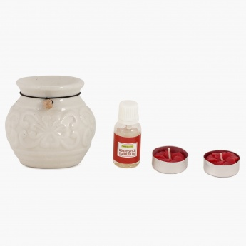 Splendid Redolance Burner Set