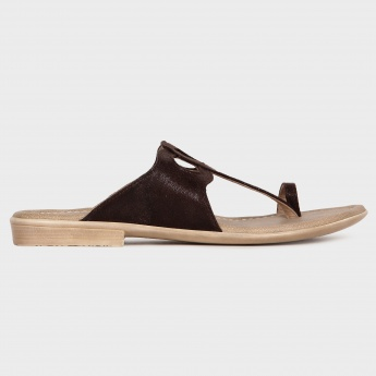 RAW HIDE Basic Flats