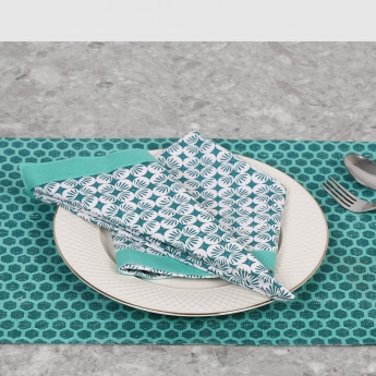 Coastal Living Printed Table Napkin-Set Of 2