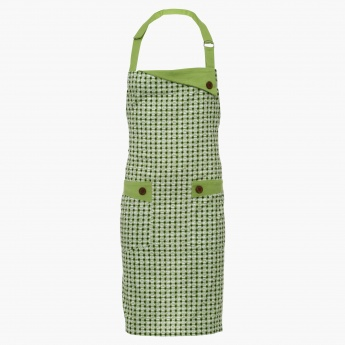 Forest Forever Printed Apron