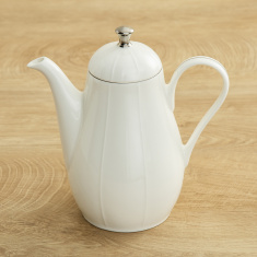 Bliss Platinum Tea Pot
