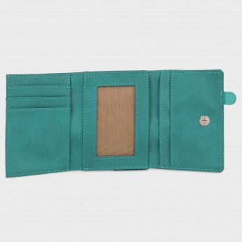 BAGGIT Two Fold Coin Slot Wallet