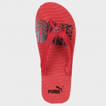 PUMA Strap On Slippers