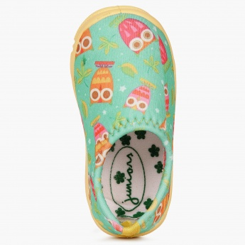 JUNIORS Owl Print Shoes