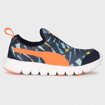 PUMA Bao Slip Ons Graphic Shoes