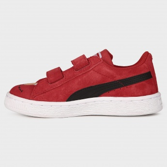 c3b9743c2b92 PUMA Suede Sesame Velcro Closure Shoes